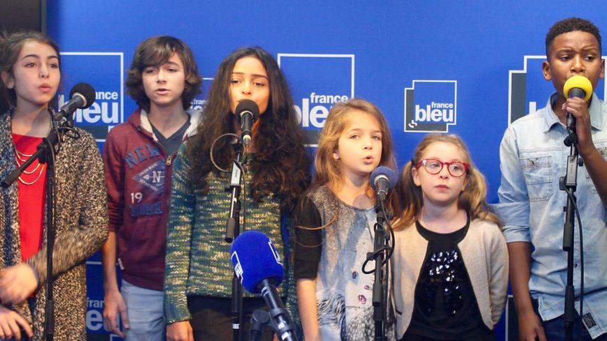 Vid O Kids United En Live Dans France Bleu Midi Ensemble