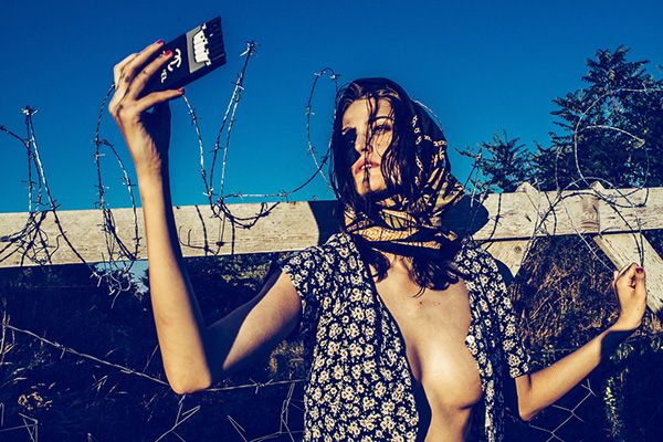 Der Migrant, Fashion Photography