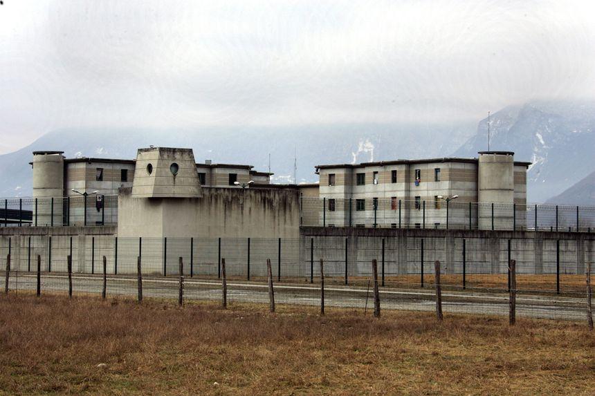 Le centre de détention d'Aiton (Savoie)
