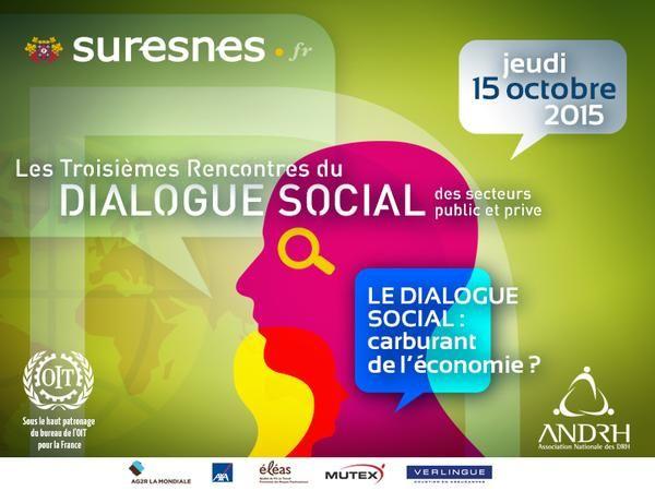 dialogue social suresnes