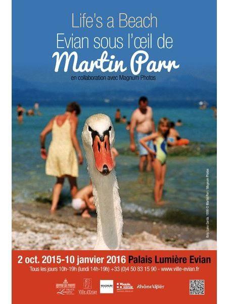 Martin Parr - Evian