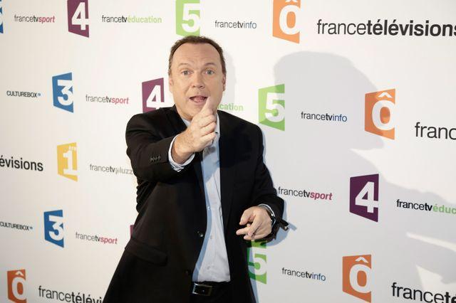 Julien Lepers, star du web français
