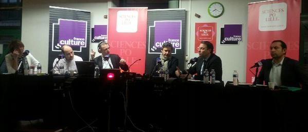 Les Matins en direct de Sciences-Po Lille pour évoquer les régionales en NPDC-Picardie