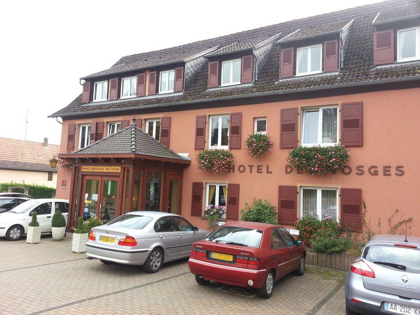 Les gérants de l'hôtel de Birkenwald regrettent l'abandon du projet de golf