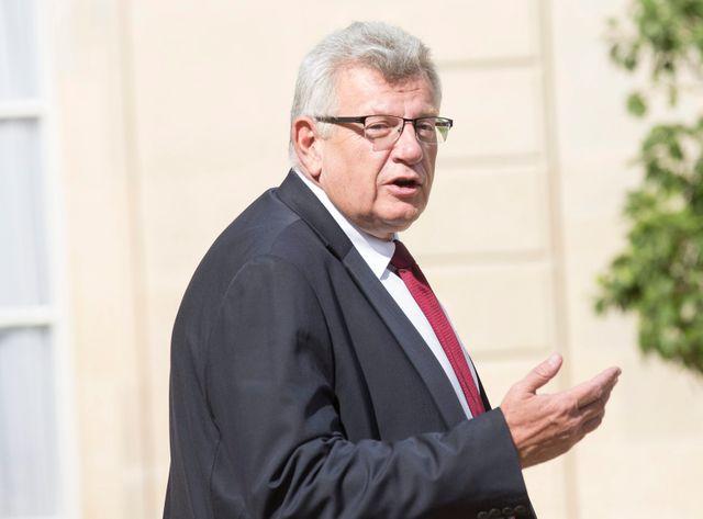 Christian Eckert, le secrétaire d'Etat au Budget, a promis que les retraités seraient remboursés