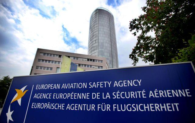 Siège de l'Agence européenne de la sécurité aérienne (EASA), à Cologne en Allemagne.