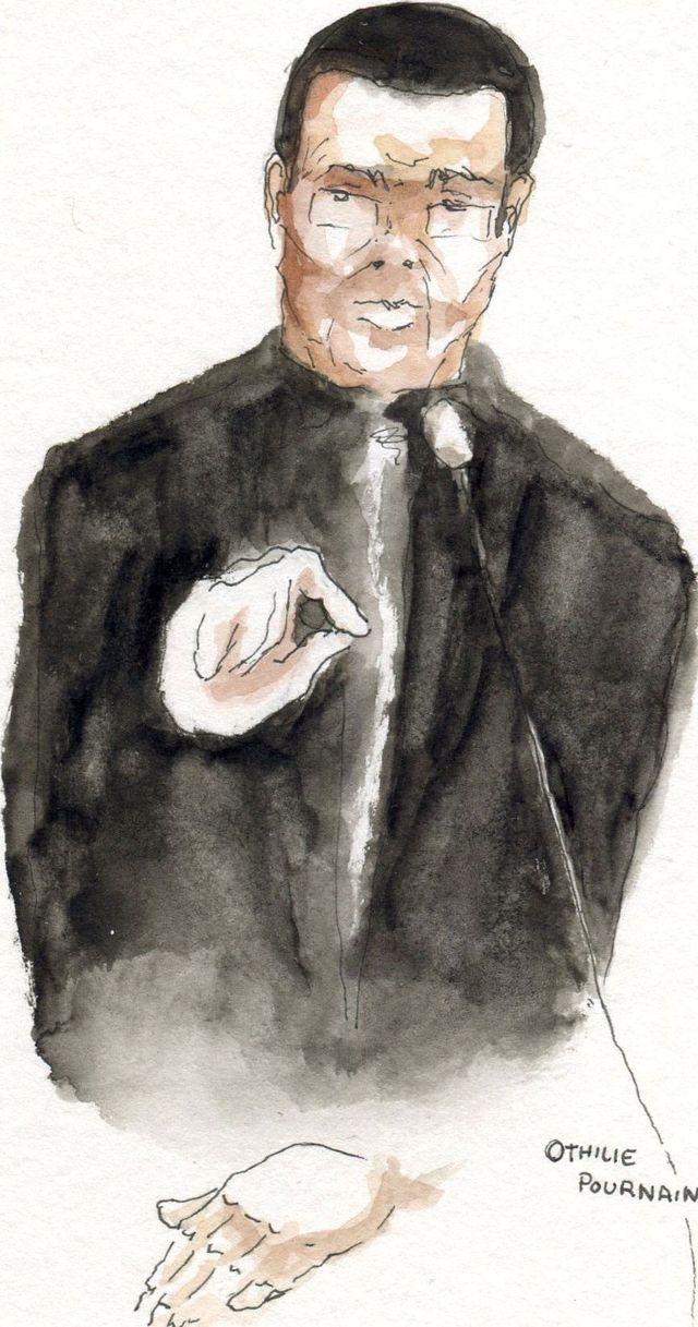 Nicolas Bonnemaison  par Othilie Pournain