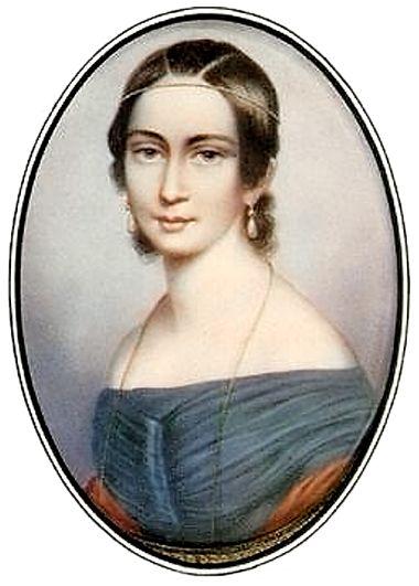 Clara Schumann par Andreas Staub