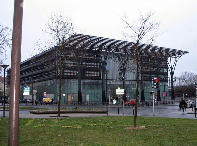 Palais de justice de Melun