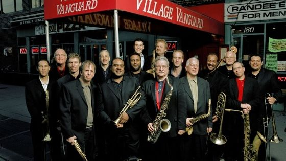 le Vanguard Jazz Orchestra ©vanguardjazzorchestra.com