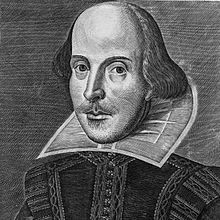 Portrait de Shkespeare