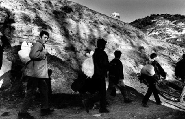 Go No Go, les frontières de l'Europe, 1988-2002 Albanie