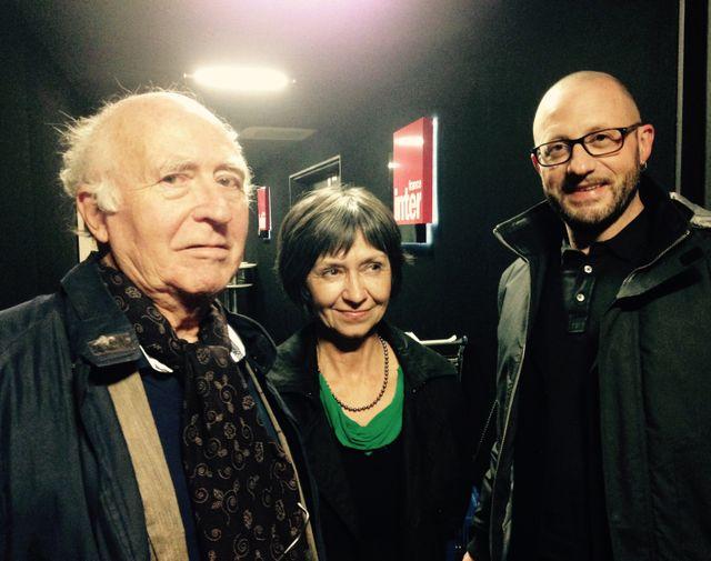 Michel Parfenov, Sophie Benech et Hubert Artus