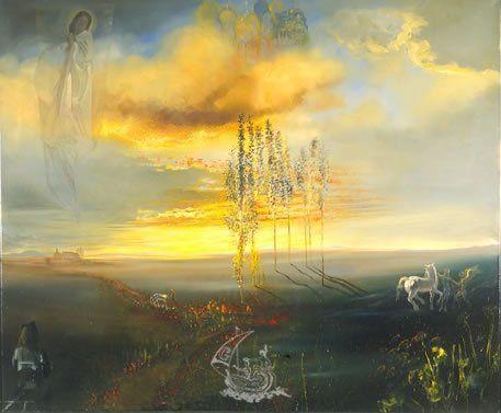 Salvador Dali : Chemin de Púbol