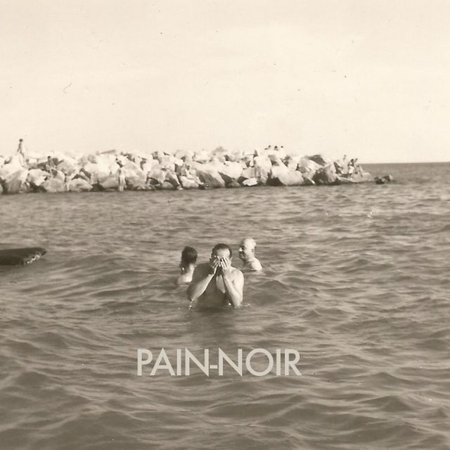Pain Noir cover