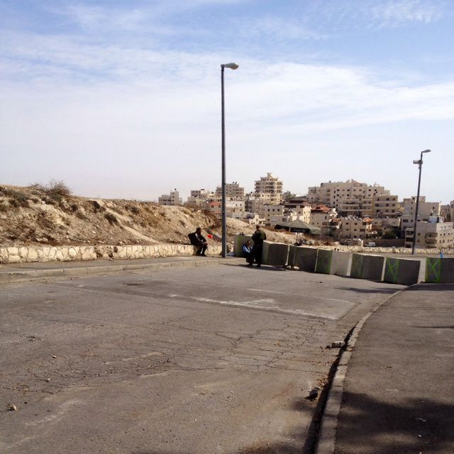 Issawiya / Check-Point