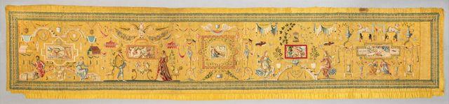 Element d'une tenture de lit, vers 1560, The Metropolitan Museum of Art