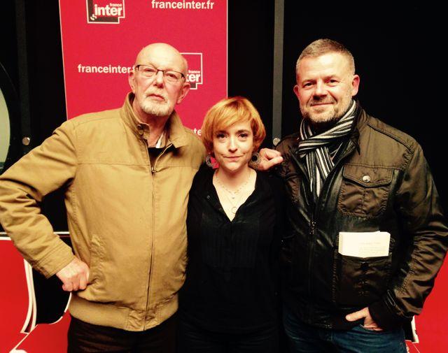 Jean-François Kahn, Chloé Verlhac et Eric Naulleau