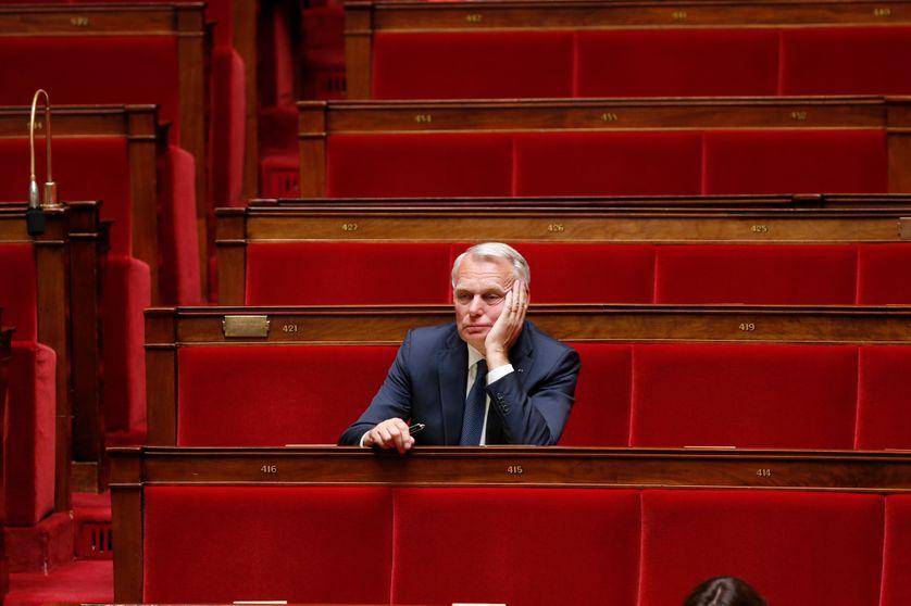 Jean-Marc Ayrault à l'Assemblée Nationale