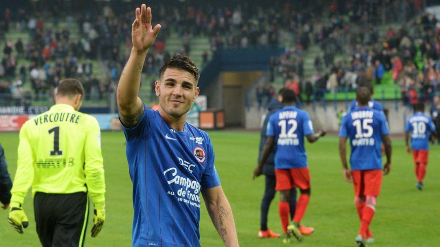 Le rêve éveillé continue pour Andy Delort et le Stade Malherbe Caen