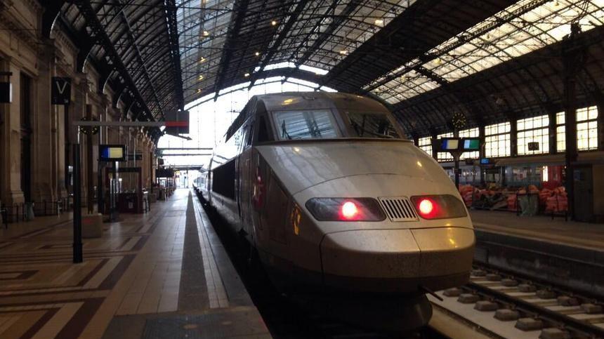 Il n'y a toujours pas assez de TGV en gare de Bordeaux pour Alain Rousset