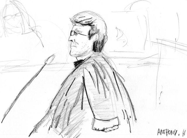 L'avocat général par Anthony Hranyczka