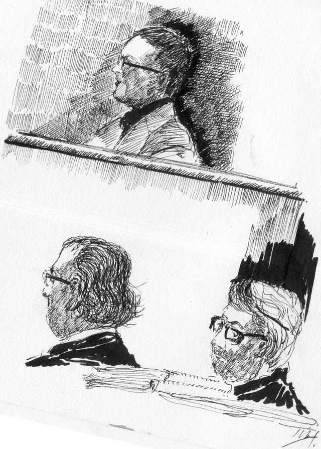 Nicolas Bonnemaison et ses avocats par Thomas Mélandre