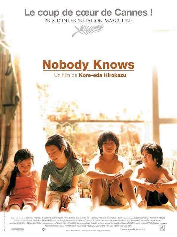 Kore-Eda- Nobodys Knows