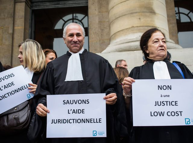 Les avocats seront en grève ce lundi