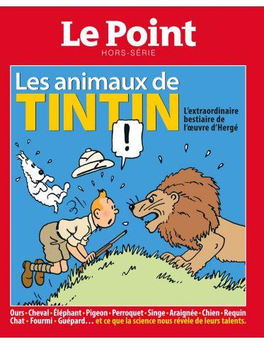 Hors serie Tintin