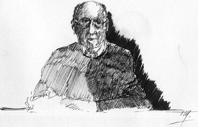 Jacques Iribarne par Thomas Mélandre
