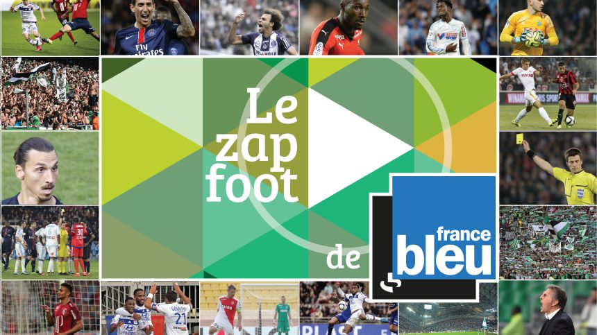 Le Zapfoot de France Bleu