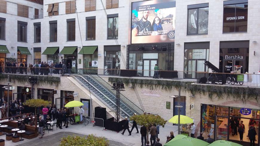 f93eb410b8e514 Le nouveau temple du shopping à Bordeaux ouvre ENFIN ses portes