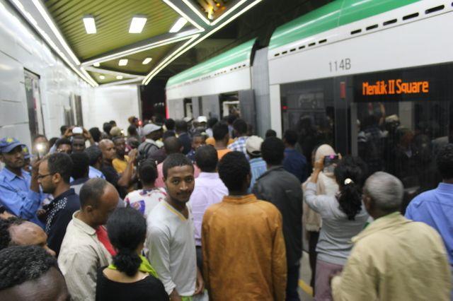 tramway ethiopie