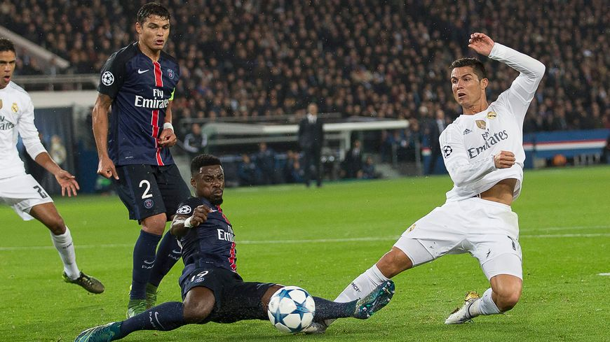psg vs real madrid radio