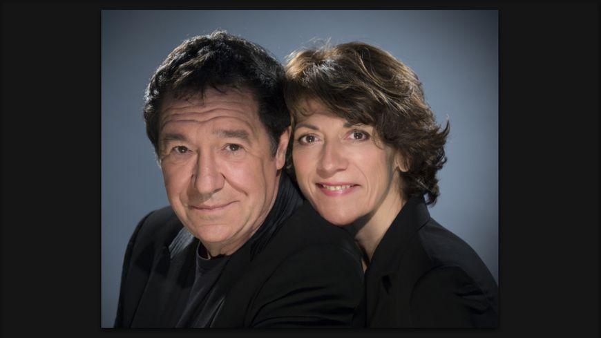Véronique Augereau et Philippe Peythieu © droits réservés