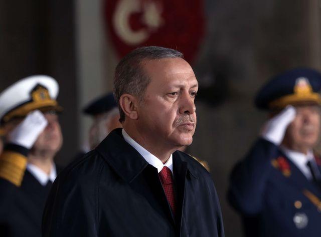 Recep Tayyip Erdogan à quelques jours des élections