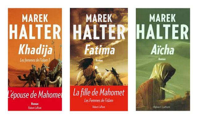 Marek Halter trilogie