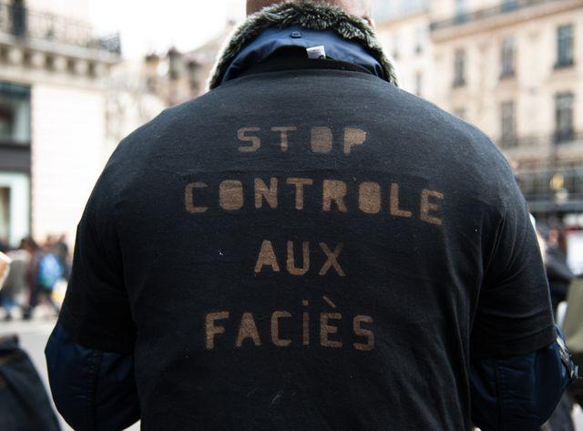 François Hollande avait pourtant promis de lutter contre le contrôle au faciès