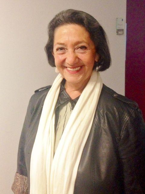 Alicia Dujovne-Ortiz