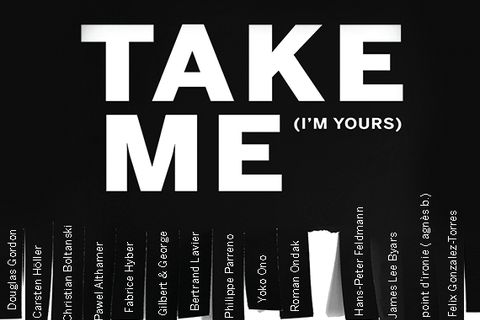 """""""Take Me (I'm Yours)"""""""