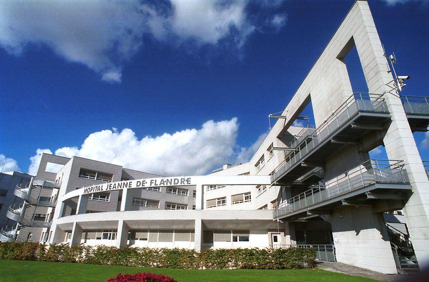 L'hôpital Jeanne de Flandre