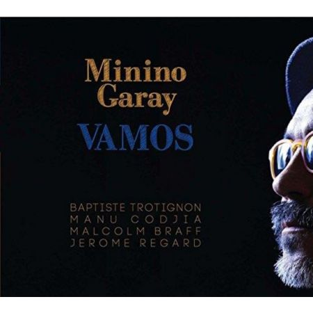 "Minino Garay-Album ""Valmos"""