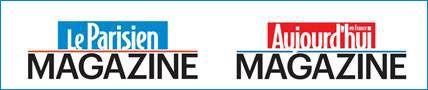 logo du Parisien Magazine