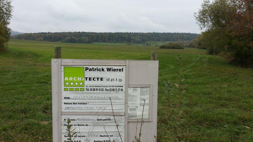 Le site de 77 hectares à Birkenwald n'accueillera finalement pas de golf
