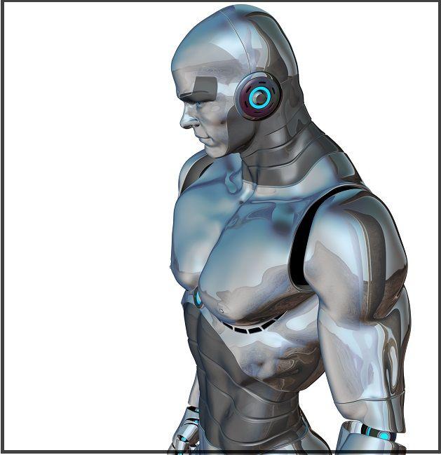 Un cyborg