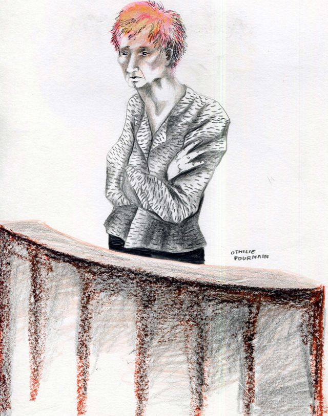 Viviane Tymen par Othilie Pournain
