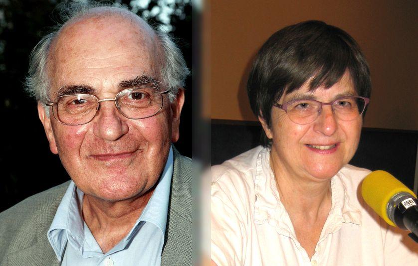 Gabriel Nissim et Florence  Couprie