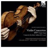 CD Johan Sebastian Bach Brandeburg concertos Mullejans