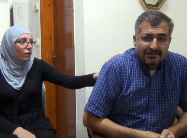 Adel Khatib, le père de Mustapha, tué par la police israélienne, accusé d'avoir tenté de poignarder un garde-frontière